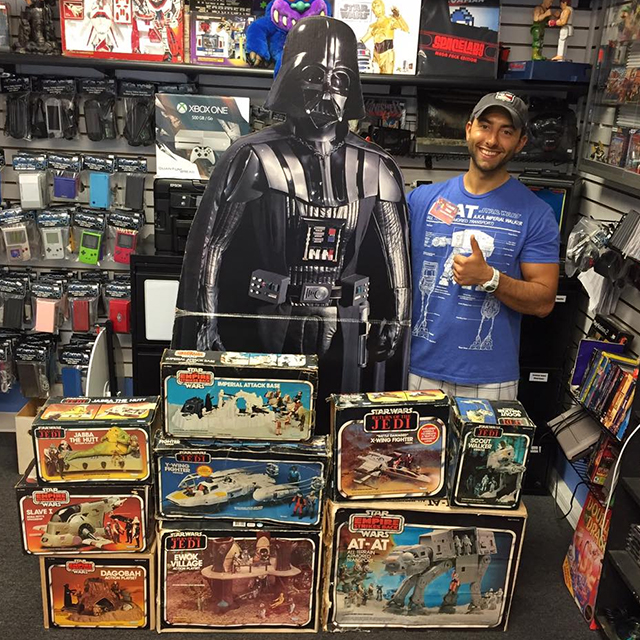 Check out this awesome Star Wars collection!
